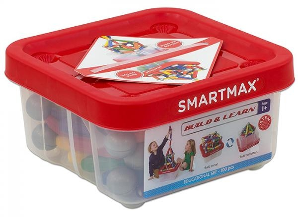 SMARTMAX SET BUILD & LEARN