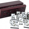 Dominoes in wooden case limited edition