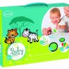 SET CREATIV BABY BOX  SAFARI