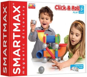 SMARTMAX PLAY BALL RUN FUN CLICK & ROLL